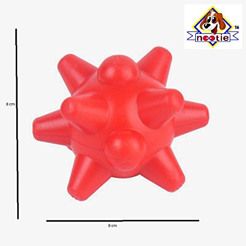 Nootie Extra Strong Rubber Star Toy, Red, 400 g (B07DJSCY6L) Amazon Price History, Amazon Price Tracker