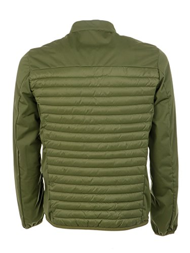 Down Save Duck Jacket The Men's D3557MBARK601064 Polyamide Green nzxCq674