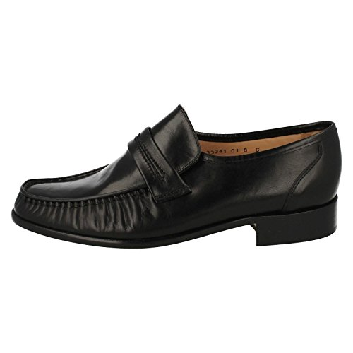Affaires Slip formelle sur Chaussures Robe Tuxedo CROW1 Taille-44