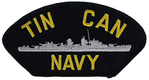 (Tin Can USN 5
