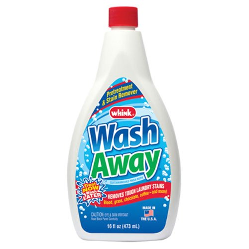 16oz Wash Away - Stain Wash Easy Remover