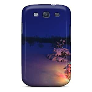 Cute Tpu Jasoneyk A Colorful Christmas Case Cover For Galaxy S3