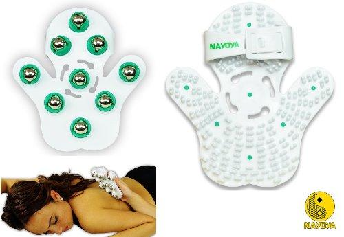 Cellulite Traitement Nayoya Gant de massage