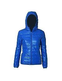 Women Overcoat, Robiear Winter Warm Candy Color Thin Slim Down Coat Jacket