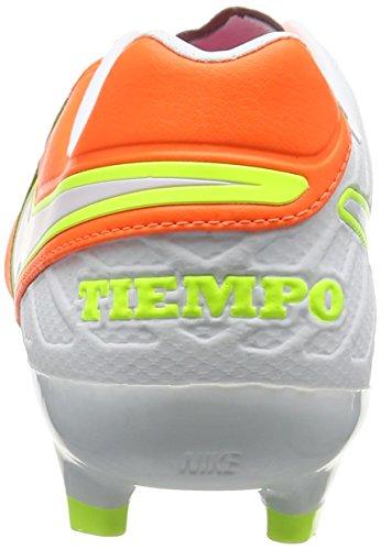 Nike Tiempo Arven 2 Fg Terte / Hvit / Volt / Hyper Rosa Kvinners Fotballsko