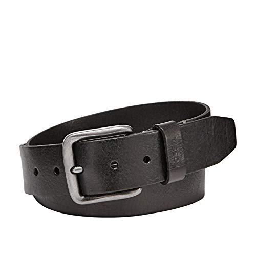 [해외]Fossil Men`s Brody Belt / FOSSIL Brody Bely, Color: Black, Size: 34