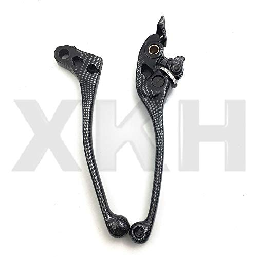 Cbr 1987 Honda - XKH- Replacement of Motorcycle CARBON BRAKE CLUTCH LEVERS for Honda CBR 600 F1 F2 F3 F4 F4i Hurricane NC700 S X new
