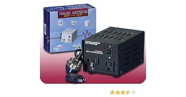 SEVENSTAR 10000 Watt Step Up Down Power Voltage Converter Transformer 110V~220V