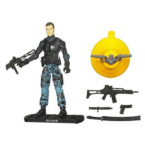 G.I. Joe Movie The Rise of Cobra 3 3/4 Inch Action Figure Conrad Duke Hauser City Strike -