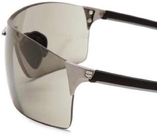 Tag Heuer Squadra 5501 108 Shield Sunglasses,Black Grey Frame/Grey Photochromic Lens,One Size