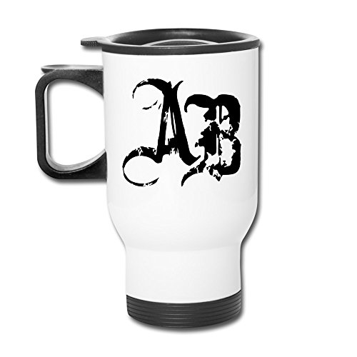 Cups Insulation White Alter Bridge Rise Today One Day Remains Travel Mugs Coffee Travel Mugs
