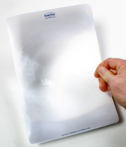 Mighty Bright 88019 Rigid Page Magnifier