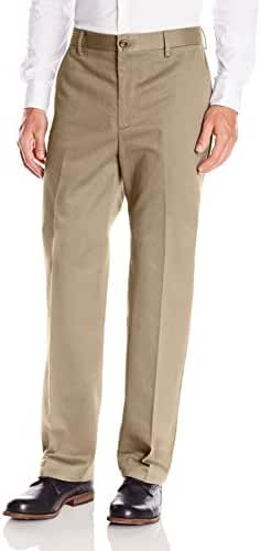 Dockers Men's Classic Fit Signature Khaki Pant - Flat Front D3