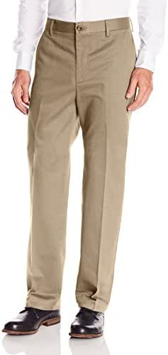 Dockers Men's Signature D3 Classic-Fit Flat-Front Pant
