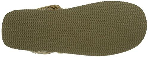 Shepherd Annie, Zapatillas de Estar por Casa, Unisex Marrón (Leopard/Chestnut 42)
