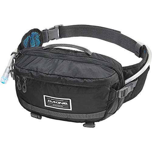 Dakine Hot Laps 5 Liter Bike Waist Bag Black (Pack Cycling Fanny)