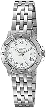 Raymond Weil Tango White Dial Stainless Steel Ladies Watch