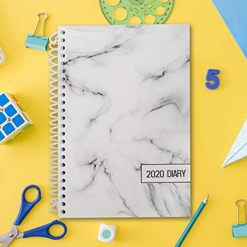 Agenda 2020 - Planificador Semana con Resumen Mensual - 21 x ...