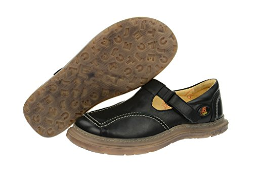 Black 7573 002 Loafer Flats Eject Women's SXq5ZZ