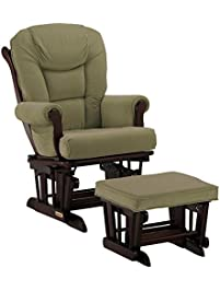 shermag combo glider with lockottoman basil - Cheap Rocking Chairs