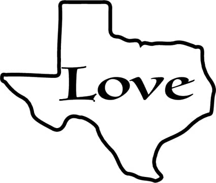 State Bumper Sticker WickedGoodz Rainbow Texas Vinyl Decal Perfect for Windows Cars Tumblers Laptops Lockers