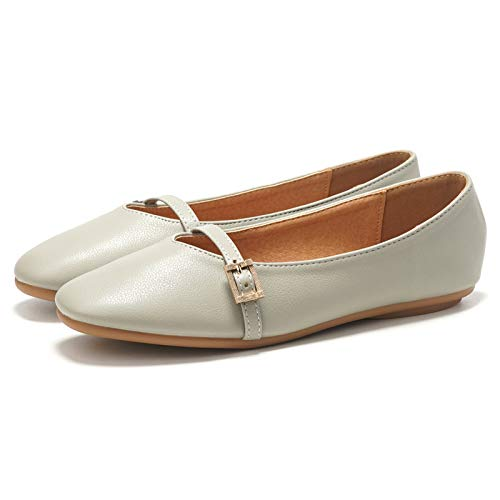 and office shoes Non flat FLYRCX shoes slip maternity soft fashion C work comfortable ladies shoes v01fUq