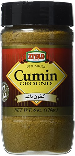 Ziyad Premium Cumin Powder, 6 Ounce by Ziyad
