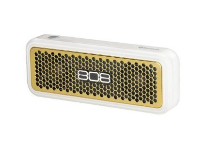 808 Audio XS Portable Bluetooth Speaker - Gold