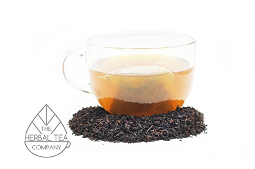 Holy Thistle Herb Blessed Vanilla Tea Bags With Vanilla Flavour 50 pack by The Herbal Tea Company