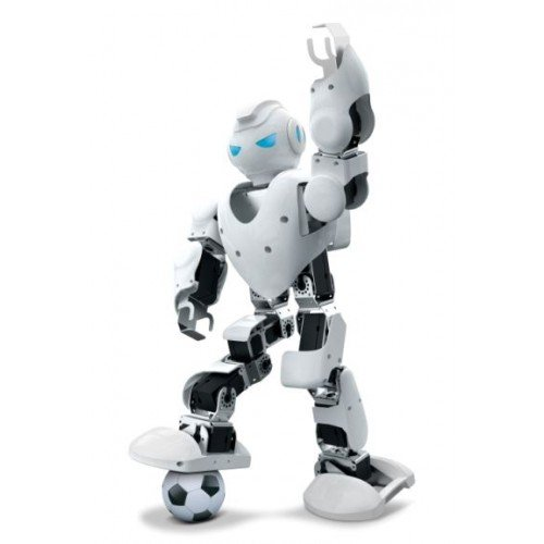 UBTECH Alpha 1S Intelligent Humanoid  Robotic (White) by UBTECH (Image #1)