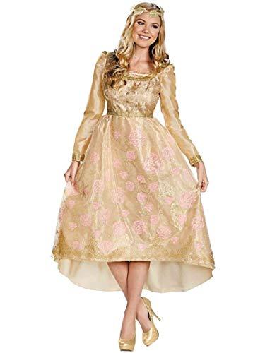 Disguise Women's Disney Maleficent Aurora Coronation Gown