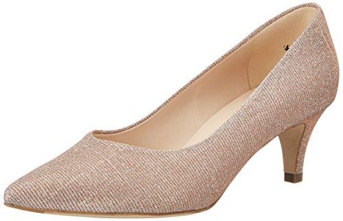 Shimmer Zapatos Peter de Mujer Powder Tacón 55791 Rosa Kaiser 044 wR8qwfAH