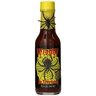 Widow Hot Sauce, No Survivors, 5oz