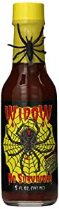 Widow Hot Sauce, No Survivors, 5 Ounce