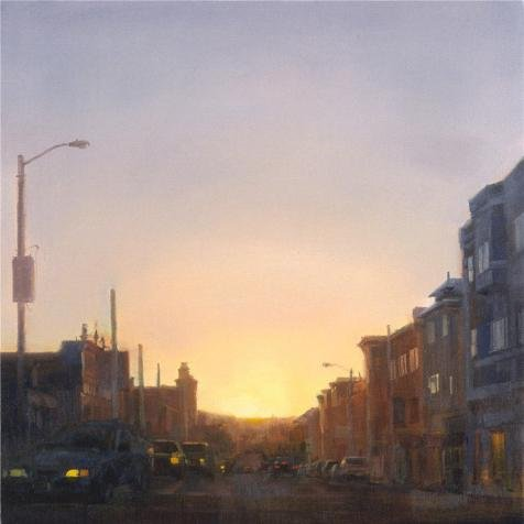 ['the Landscape: The Sunset' Oil Painting, 18x18 Inch / 46x46 Cm ,printed On Perfect Effect Canvas ,this High Definition Art Decorative Prints On Canvas Is Perfectly Suitalbe For Gym Decoration And Home Artwork And Gifts] (Miles Morales Costume Pattern)