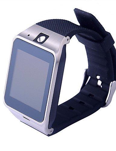 kivatns BSW GV18 Wearables reloj inteligente, llamadas manos ...