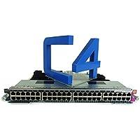CISCO WS-X4748-RJ45V+E= 48PORT 10/100/1000 RJ45 POE 802.3AT CATALYST 4500 K10