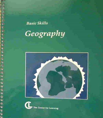 Basic Skills Geography, Spiral Bound