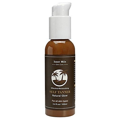 Body Bronze Sunscreen Self hand Sun Tan Tanning Enhance Lotion ()