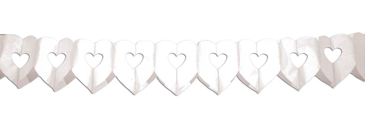guirnalda forma corazón