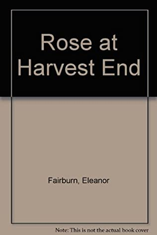 book cover of The Rose at Harvest End