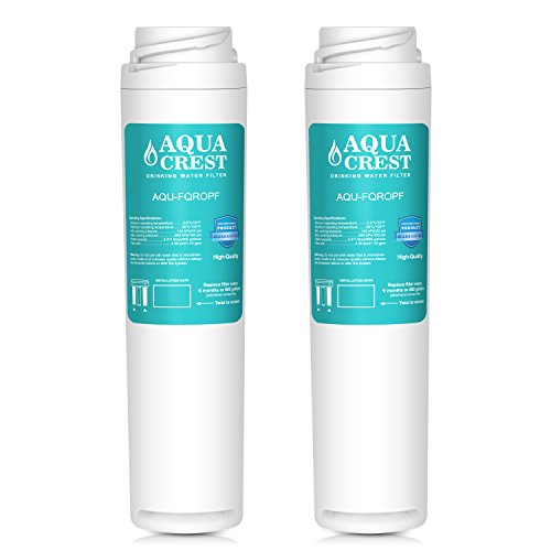 AQUACREST FQROPF Replacement for GE FQROPF Reverse Osmosis Water Filter Set by AQUA CREST