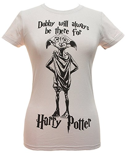 444f4ebb Bioworld Harry Potter Dobby Juniors Tee (Large) - Buy Online in Oman. |  Apparel Products in Oman - See Prices, Reviews and Free Delivery in Muscat,  Seeb, ...