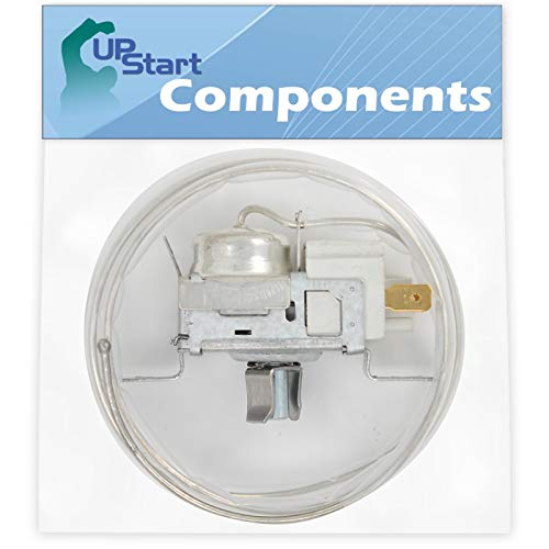 2198202 Cold Control Thermostat Replacement for Whirlpool ED22TQXFN00 Refrigerator - Compatible with WP2198202 Refrigerator Temperature Control Thermostat - UpStart Components Brand