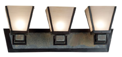 Progress Lighting P2170-139 Traditional Classic 2-100W Med Bath Bracket, Rubbed Bronze