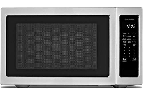 KitchenAid Stainless Steel Countertop Microwave Oven – KMCS3022GSS