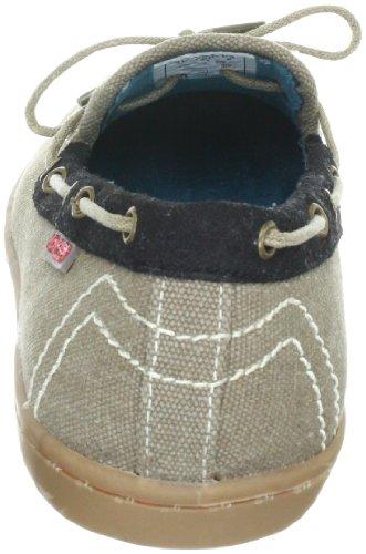 Beige Herren Deck Loafers Beige Monkfish 142 M1208SP12 Sneaker fqpnFdF