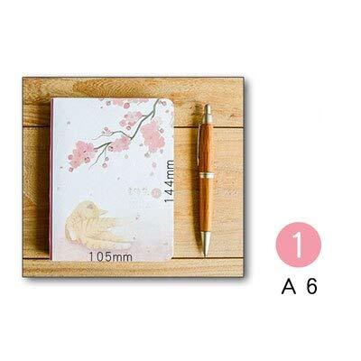 A6 Punteado Lindo Kawaii Japonés Oficina de la Escuela ...