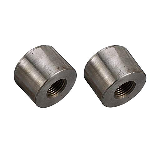Npt Female Weld - Steel Female 1/8 NPT Weld On Bung, 1/8