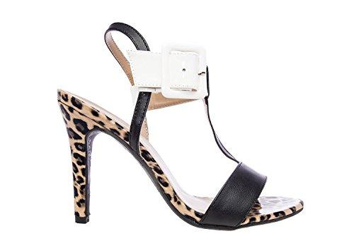 Pour à T de 45 Machado Bar Sandales en AM5077 de la Femmes Pointures Pointures la Petites Leopardo Andres Grandes la 35 32 Soft 42 Àla xt0w6qq